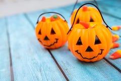 Halloween-suikergoedachtergrond Royalty-vrije Stock Afbeeldingen