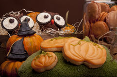 Halloween sweets for Halloween party Stock Photo