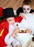 Halloween sweets Royalty Free Stock Image