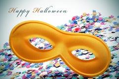 halloween szczęśliwy Zdjęcie Stock
