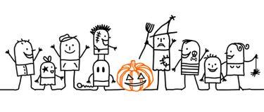halloween szczęśliwy Obraz Stock