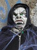 Halloween sztuki galanteryjny straszny instalation, Zagreb, 21 Zdjęcie Royalty Free