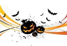 Halloween tło Obraz Stock