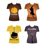 Halloween t-shirt Royalty Free Stock Photo