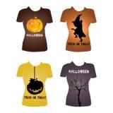 Halloween t-shirt Royalty Free Stock Photo