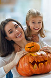 Halloween-Tag Lizenzfreies Stockfoto