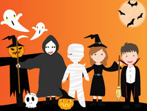 Halloween-Tag Stockfoto