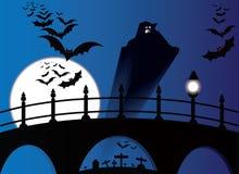 Halloween-Tag lizenzfreie abbildung
