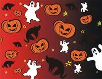 Halloween-Tapete Lizenzfreies Stockfoto