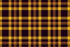 Halloween tartan paid. scottish pattern in orange, black, yellow cage. Halloween tartan paid scottish pattern orange black yellow cage wallpaper scotland new royalty free stock photography