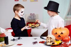 Halloween taste Royalty Free Stock Photo