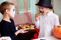 Halloween taste Royalty Free Stock Photos