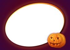 Halloween template 06 Royalty Free Stock Photo