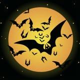 Halloween template frame. For card. vector illustration vector illustration