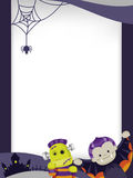 Halloween templates Stock Photo