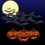 Halloween terceiro ilustração do vetor