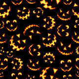 Halloween terror background pattern Stock Photos