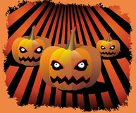 Halloween textured backgrounds Stock Photography