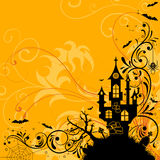 Halloween theme Royalty Free Stock Photo