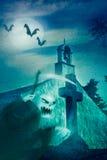 Halloween theme Stock Images