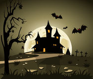 Halloween theme Royalty Free Stock Images