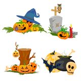 Halloween theme Royalty Free Stock Image
