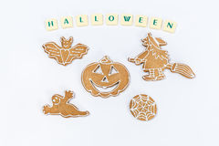 Halloween theme. Royalty Free Stock Image