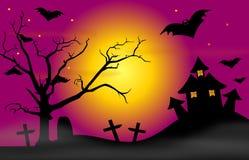 Halloween Theme Stock Photography