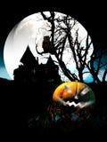 Halloween-tijd Royalty-vrije Stock Foto's