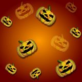 Halloween Tile Royalty Free Stock Photo