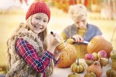 Halloween time Stock Photo
