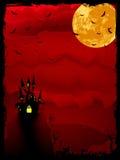 Halloween time spooky. EPS 8 Royalty Free Stock Photos