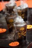 Halloween, tiro mortal Fotos de Stock Royalty Free