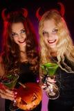 Halloween toast Royalty Free Stock Photography