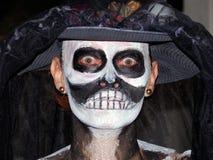 Halloween-Tod Lizenzfreie Stockfotos
