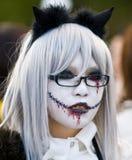 Halloween in Tokyo Stock Image