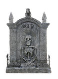 Halloween Tombstone Stock Photography