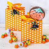 Halloween Treat Bags Royalty Free Stock Photos