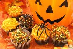 Halloween treats arkivbilder