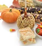 Halloween Treats royaltyfria bilder