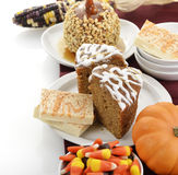 Halloween Treats Royalty Free Stock Photos