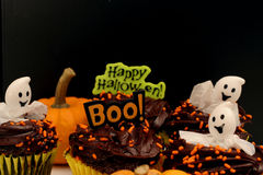 Halloween treats Stock Image