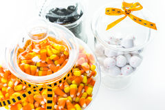 Halloween treats Royalty Free Stock Photography