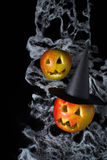 Halloween treats for children Royalty Free Stock Images