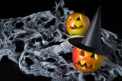 Halloween treats for children Stock Photography
