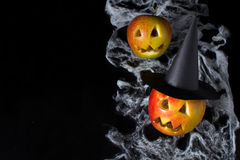 Halloween treats for children Royalty Free Stock Image