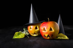 Halloween treats for children Royalty Free Stock Photos