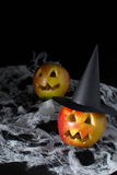 Halloween treats for children Stock Photo