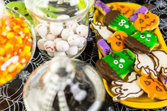 Halloween treats Royalty Free Stock Image