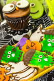 Halloween treats Royalty Free Stock Photo